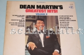 LP Dean Martin Greatest Hits Vol 2 Front