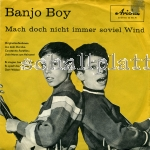Jan & Kneld - Banjo Boy (Deutsch) (1959)