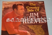 Jim Reeves LP The Country Side Front